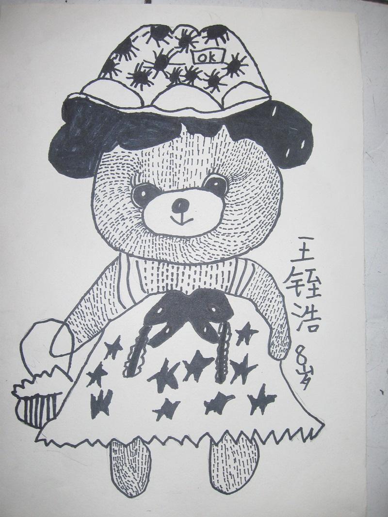 徐州516画室 > 儿童画作品  儿童画作品图片